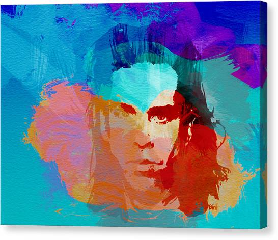 Caves Canvas Print - Nick Cave by Naxart Studio