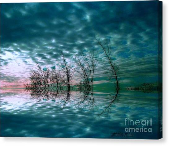 Night Dream Canvas Print