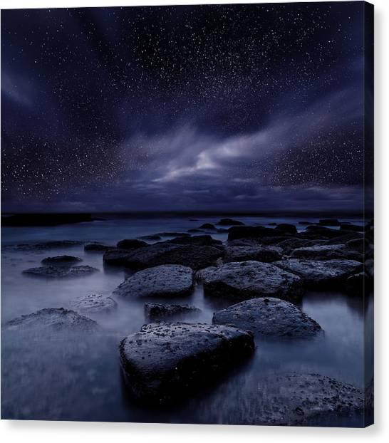 Night Enigma Canvas Print