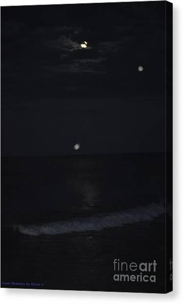 Night Moves 8 Canvas Print