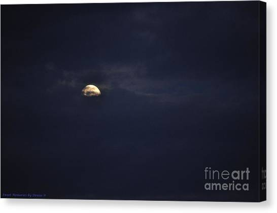 Night Moves Canvas Print
