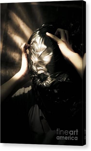 Breathe Canvas Print - Nightmare Screams by Jorgo Photography - Wall Art Gallery