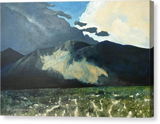 Nimble Light Canvas Print