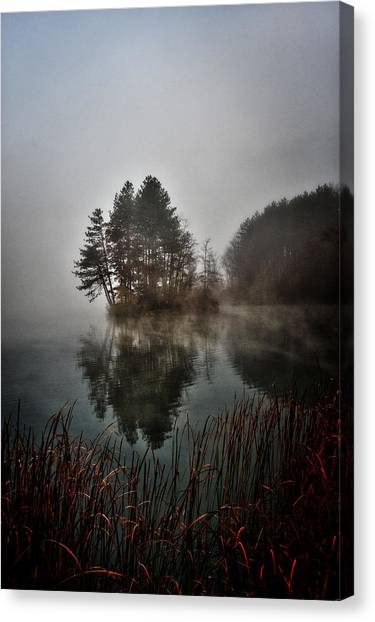 Nimisila Reflections Canvas Print