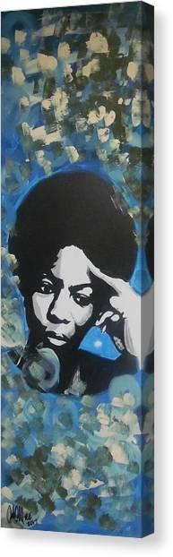 Nina Nina Canvas Print
