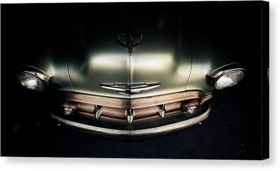 Nineteen Fifty Three Canvas Print by Merrick Imagery