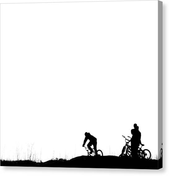No Homework Canvas Print