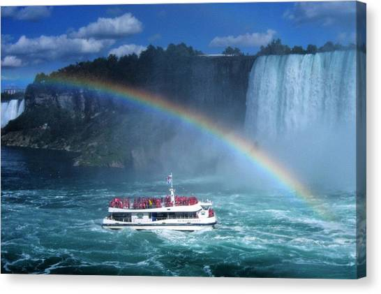 No Pot Of Gold Canvas Print