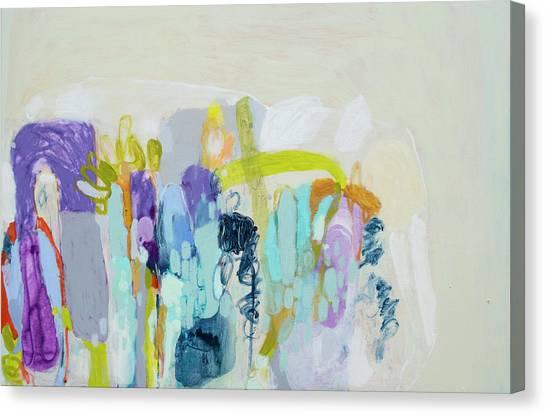 Canvas Print - No Regrets by Claire Desjardins