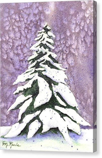 No Tinsel Needed Canvas Print