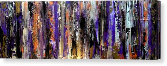 Gerhard Richter Canvas Print - Nobility  by Holly Anderson
