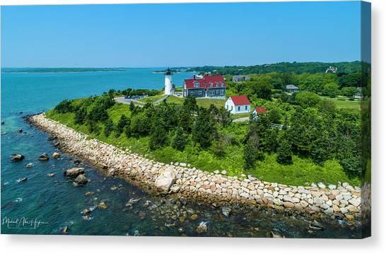 Nobska Lighthouse Canvas Print