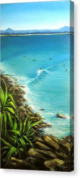 Noosa National Park Canvas Print
