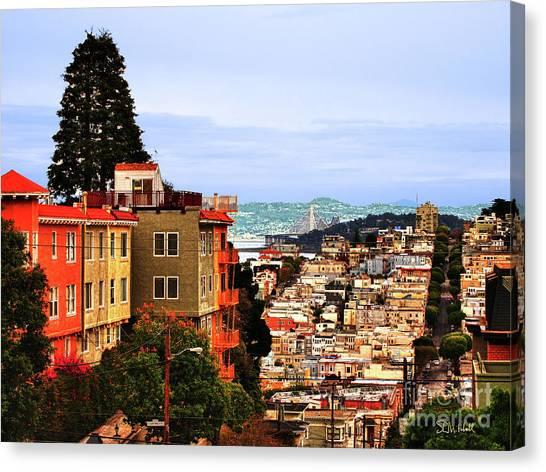 North Beach, San Francisco Canvas Print