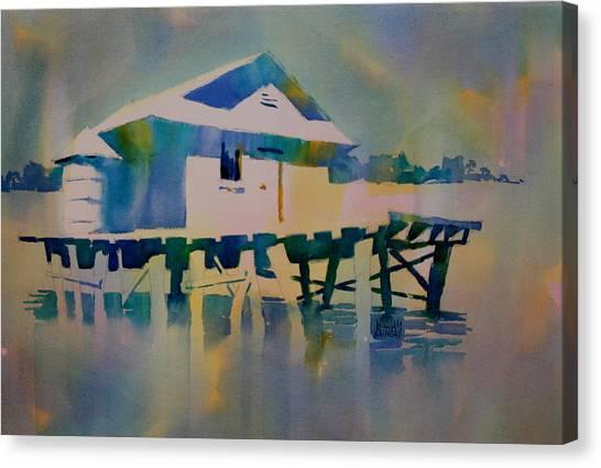 North Captiva Canvas Print