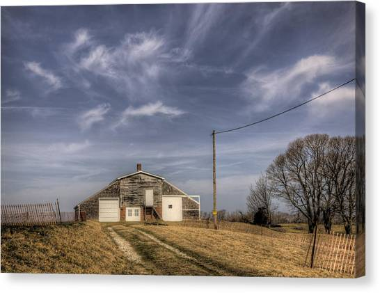 North Fork Farm Canvas Print