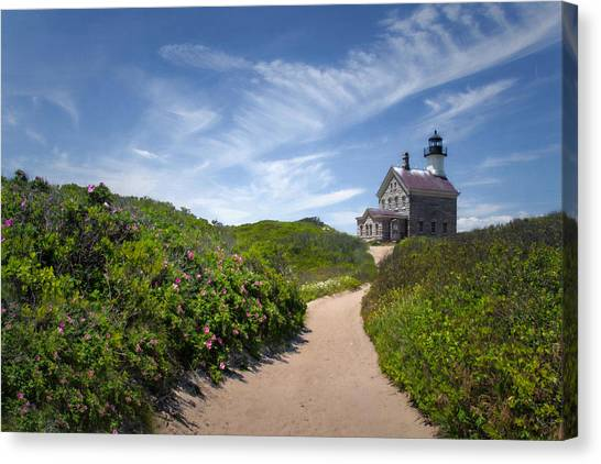 North Light Canvas Print