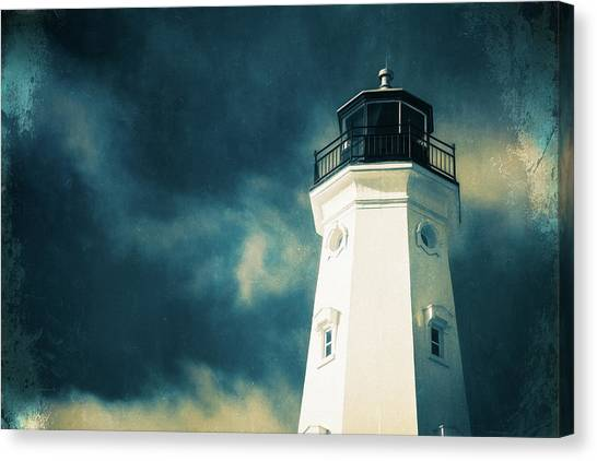 North Point Lighthouse Canvas Print