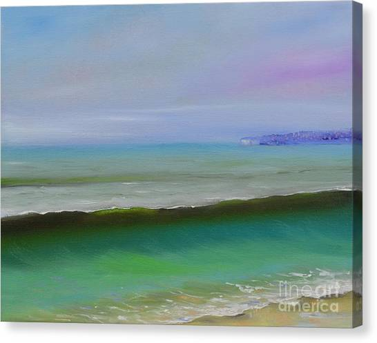 North To Dana Point Canvas Print