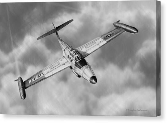 Northrop F-89 Scorpion Canvas Print