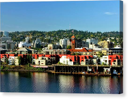 Northwest Portland Canvas Print