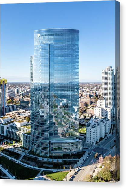Northwestern Mutual Tower Canvas Print