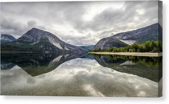 Norway I Canvas Print
