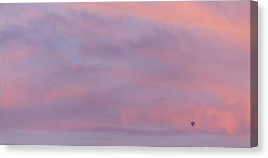Big Sky Canvas Print - Not In Kansas by Peter Tellone