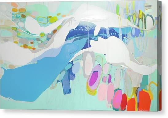Canvas Print - Not Myself by Claire Desjardins