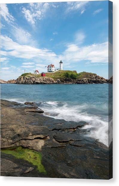 Nubble Light IIi Canvas Print