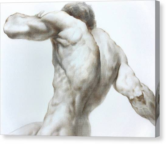 Nude1c Canvas Print