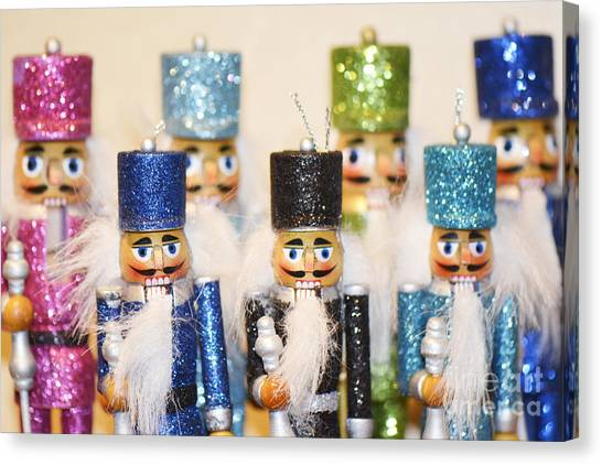 Nutcracker March Canvas Print