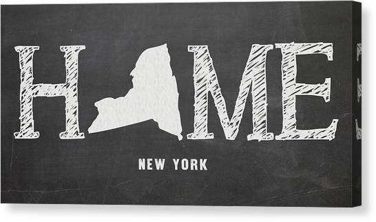 New York University Canvas Print - Ny Home by Nancy Ingersoll