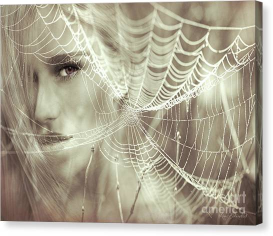 O, What A Tangled Web We Weave When First We Practise To Deceive Canvas Print