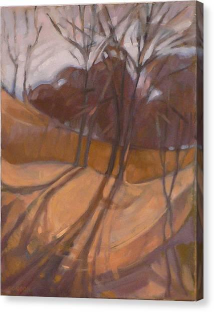 Canvas Print - Oak Savanna by Kim Gordon