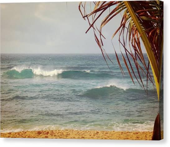 Ocean Breeze  Canvas Print by JAMART Photography