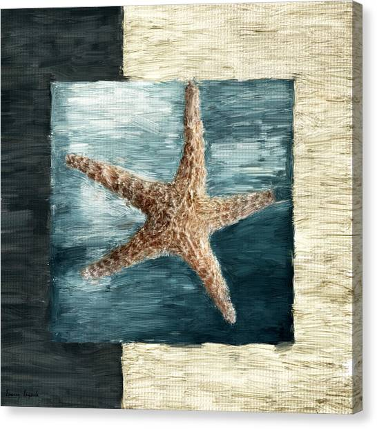 Ocean Gem Canvas Print
