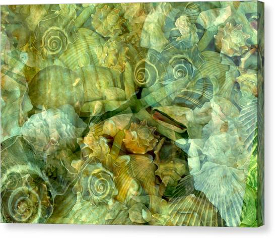 Ocean Gems Underwater Canvas Print