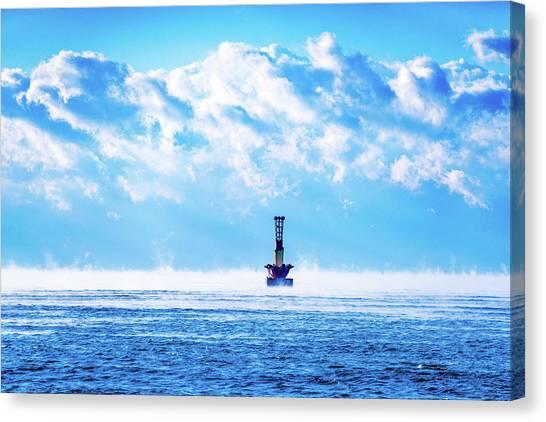 Ocean Mist Canvas Print
