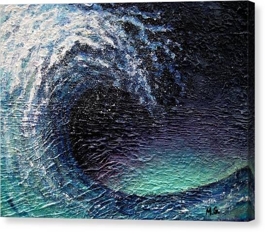 Ocean Wave Canvas Print