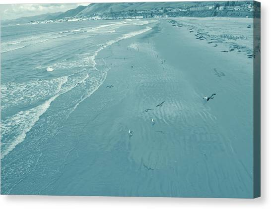 Oceans Call Canvas Print by JAMART Photography