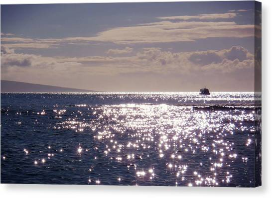 Oceans Light Canvas Print by JAMART Photography