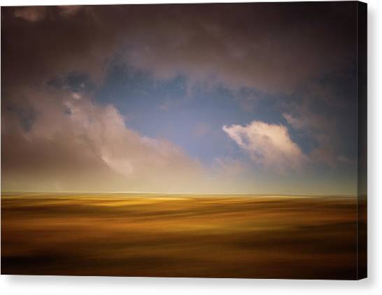 October Afternoon Canvas Print