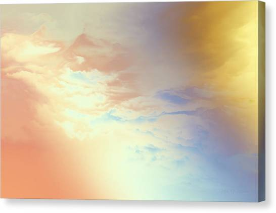 Of Heaven Canvas Print