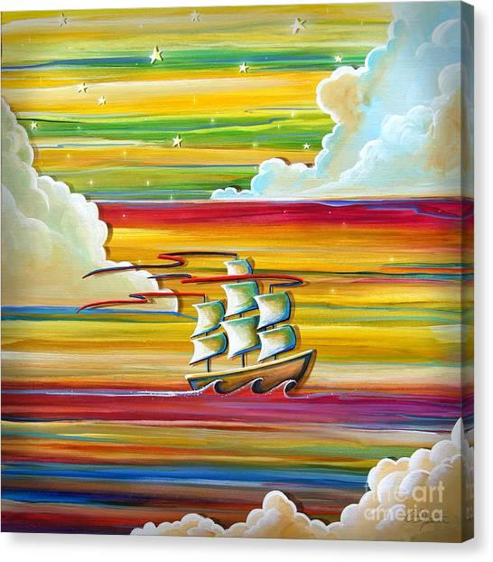 Pirate Ship Canvas Prints | Fine Art America