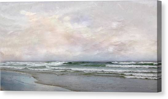Ogunquit Sunset Canvas Print