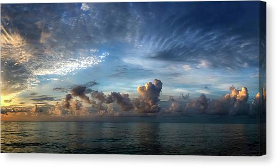 Oh, What A Beautiful Morning Canvas Print