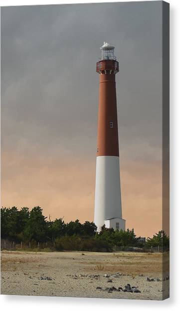 Old Barney Canvas Print by Gordon Beck