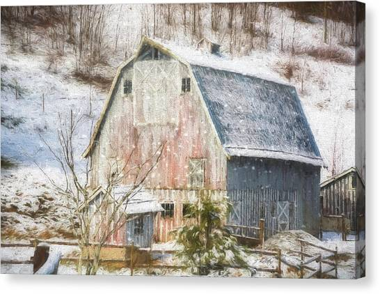 Old Fashioned Values - Country Art Canvas Print
