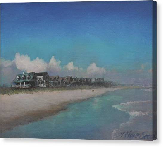 Old Pawleys Canvas Print
